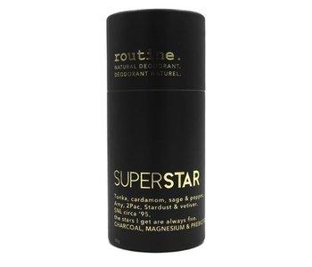 Routine Superstar Deodorant Stick 50g