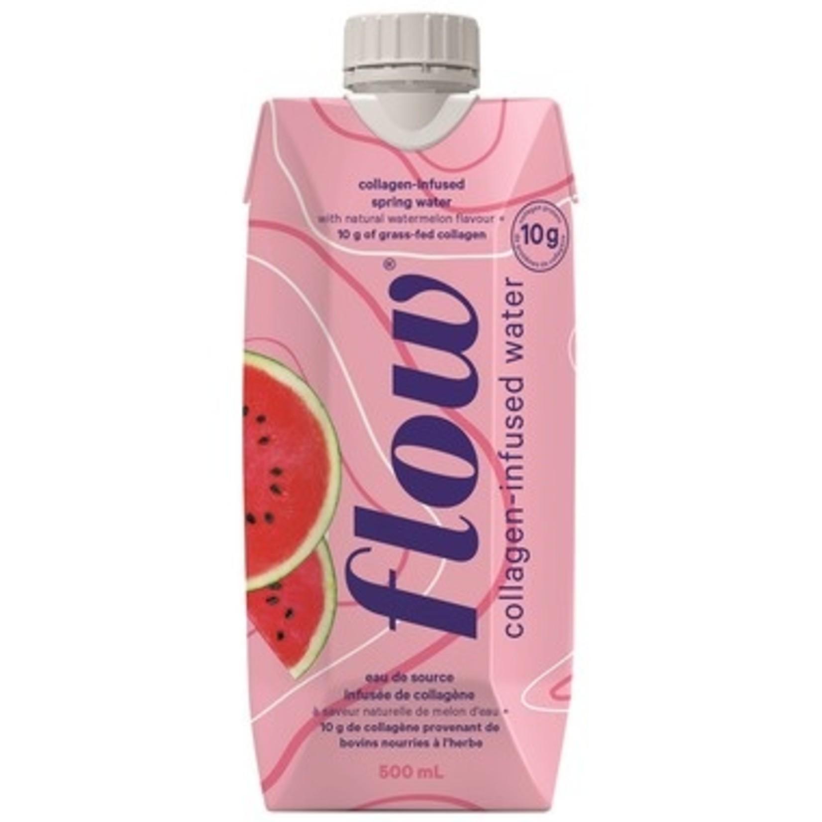 Flow Flow Collagen-Infused Water - Watermelon 500ml