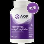 AOR Vegan Omega 3 120 softgels
