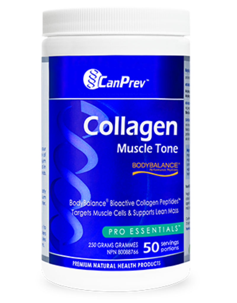 Can Prev Collagen Muscle Tone 250g