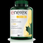 Enerex Bio C 1000 Vitamin C and Bioflavanoids 180 tabs