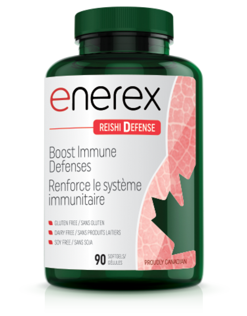 Enerex Reishi Immune Defense 90 softgels