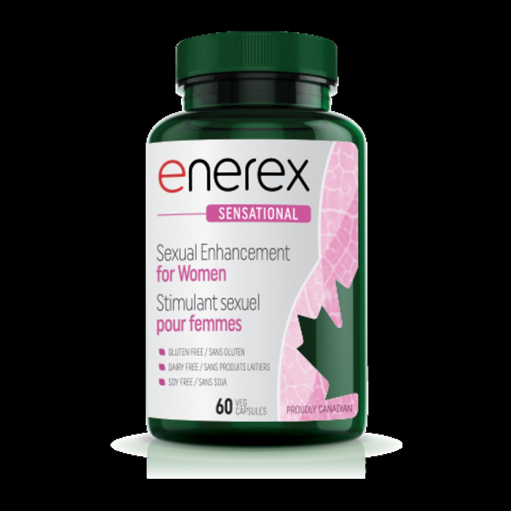 Enerex Sensational for Women 60 vcaps