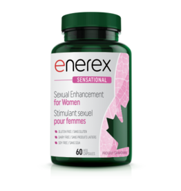 Enerex Sensational for Women 60 vcaps
