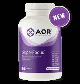 AOR Super Focus 60 caps