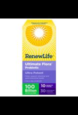 Renew Life Ultra Potent 100 Billion Bonus 30 caps