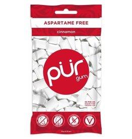 Pur Pur Gum Cinnamon 55 piece bag