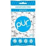 Pur Pur Gum Peppermint 55 piece bag