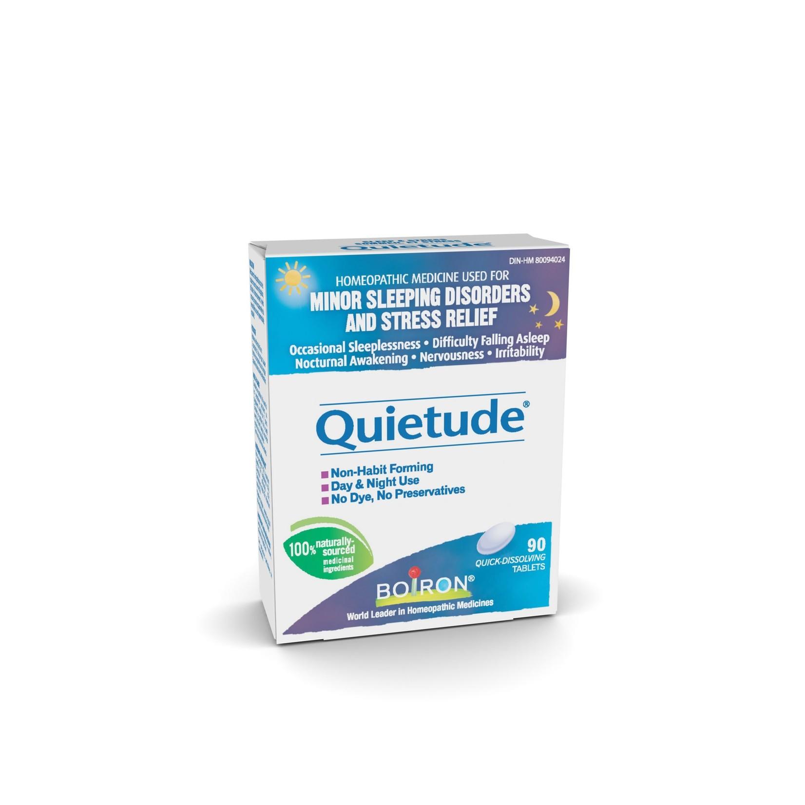 Quietude for Sleep and Stress 90 tabs