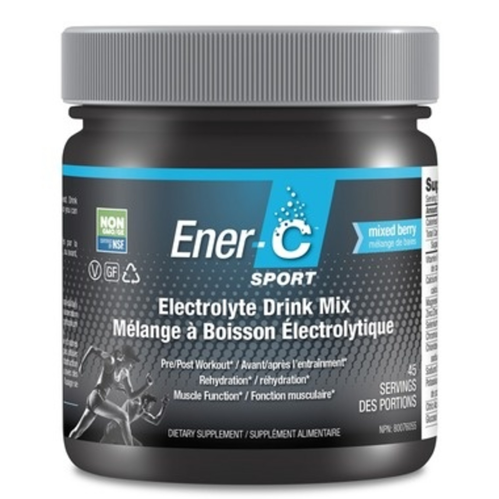 Ener-C Ener-C Electrolyte Drink Mix 154.35g Powder