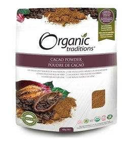 Organic Traditions Organic Traditions Cacao Powder 454g