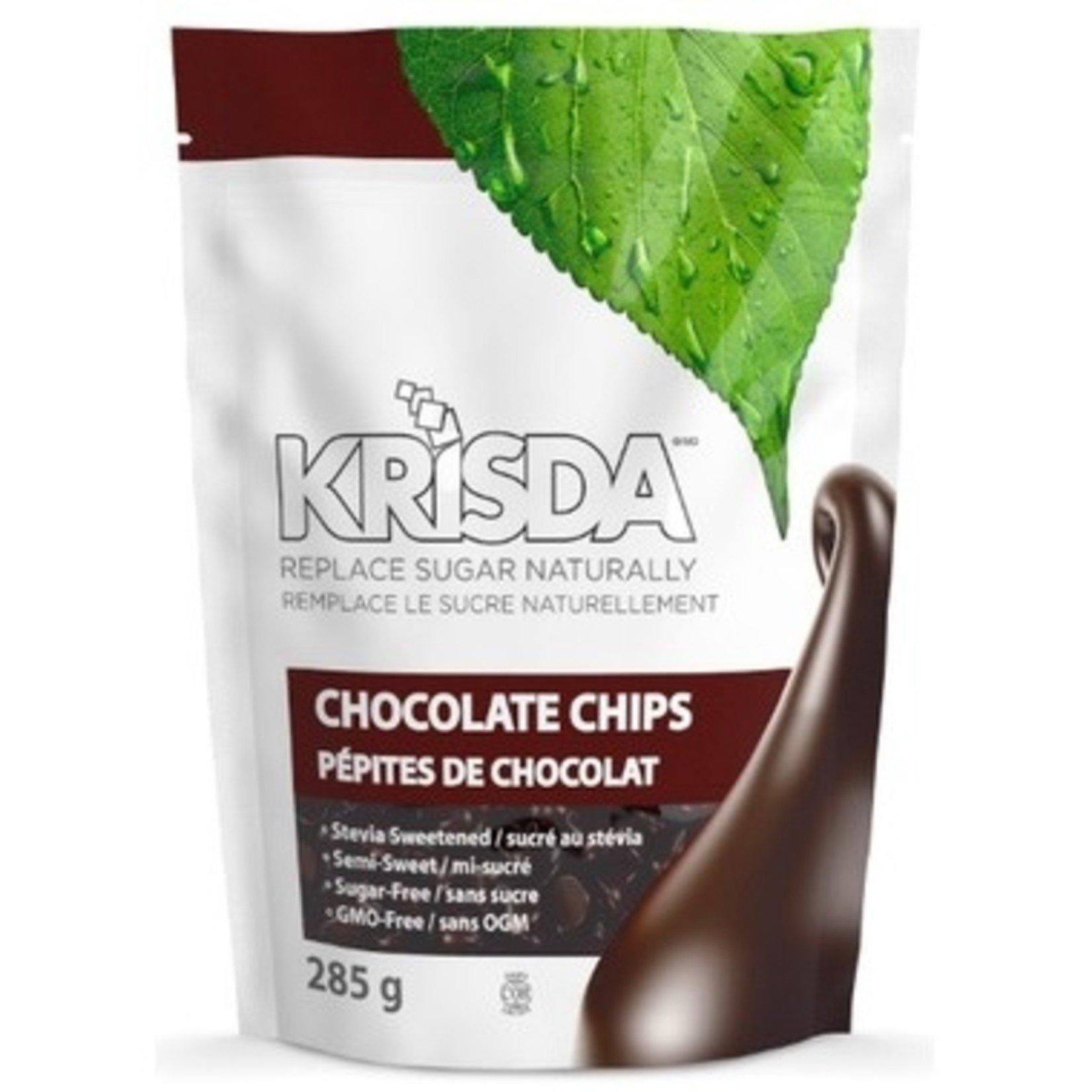 Krisda Krisda Chocolatey Chips 285g