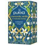 Pukka Pukka Chamomile, Vanilla & Manuka Honey  20 teabags