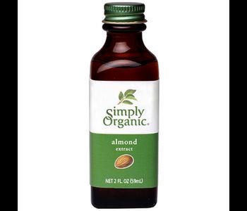 Oragnic Almond Extract 118ml