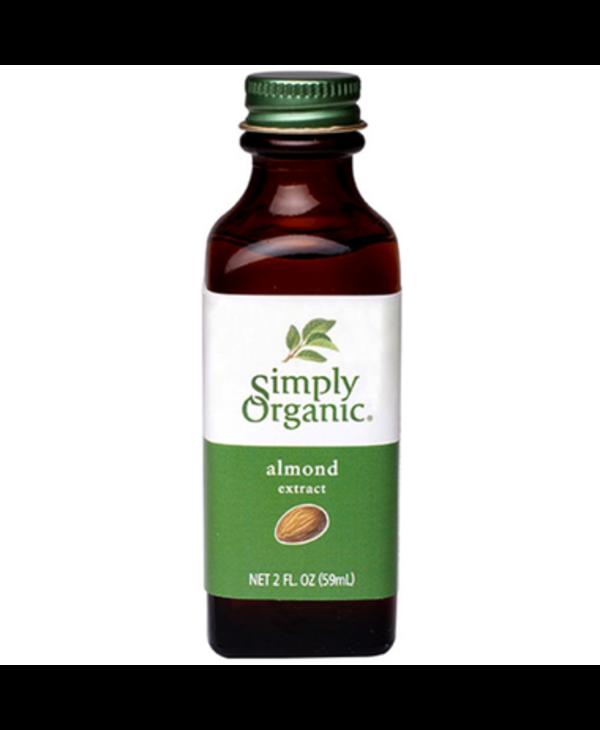 Organic Almond Extract 118ml