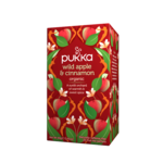 Pukka Wild Apple & Cinnamon Tea 20 bags