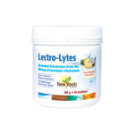 New Roots Lectro-lytes Electrolyte Rehydration Drink Mix Coco-Pineapple 168g