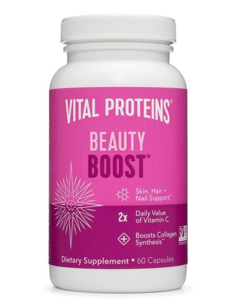 Vital Proteins Beauty Boost 60 caps