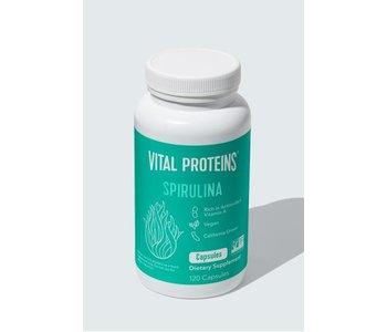 Vital Proteins Spirulina 120 caps