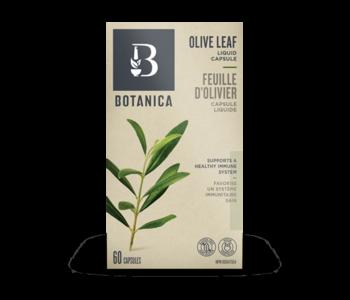 Botanica Olive Leaf 60 Liquid Caps