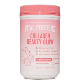 Vital Proteins Collagen Beauty Glow - Strawberry Lemon 305g