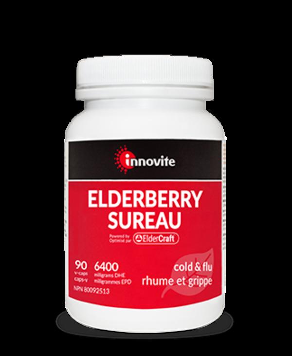 Elderberry 6400mg 90 caps