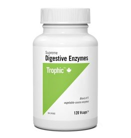 Trophic Supreme Digestive Enzymes 60 caps