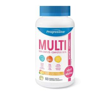 Multivitamin Adult Women 60 chewables