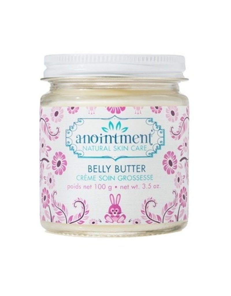 anointment natural skin care Anointment Natural Skin Care Belly Butter 100g