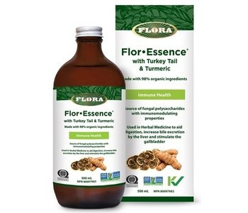 Floressence with Turkey Tail and Turmeric