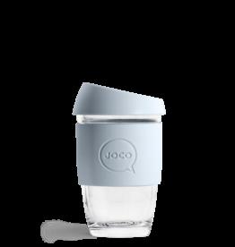 Joco Reusable Glass Cup Sandstone 6oz