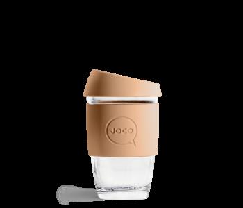 Reusable Glass Cup Butterum 6oz