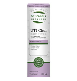 St Francis UTI Clear Bladder Infections 100ml