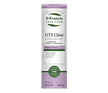 UTI Clear Bladder Infections 100ml