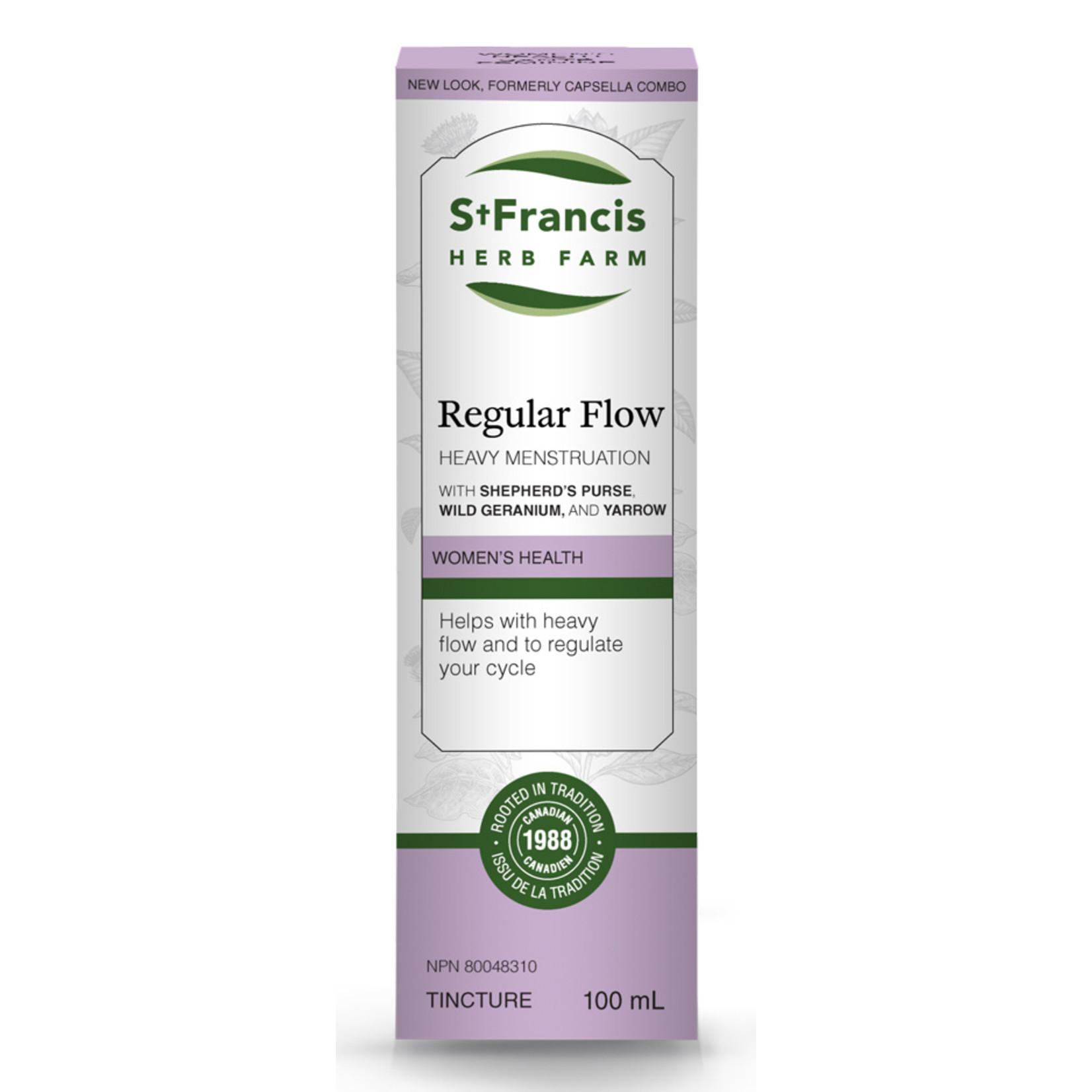 St Francis Regular Flow Heavy Menstruation 100ml
