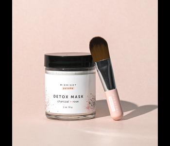 Detox Mask Charcoal + Rose 55g