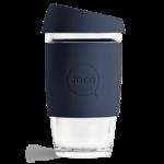 Joco Reusable Glass Cup 16ozn Mood Indigo