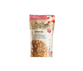 OatBox Chocoberry Granola 300g