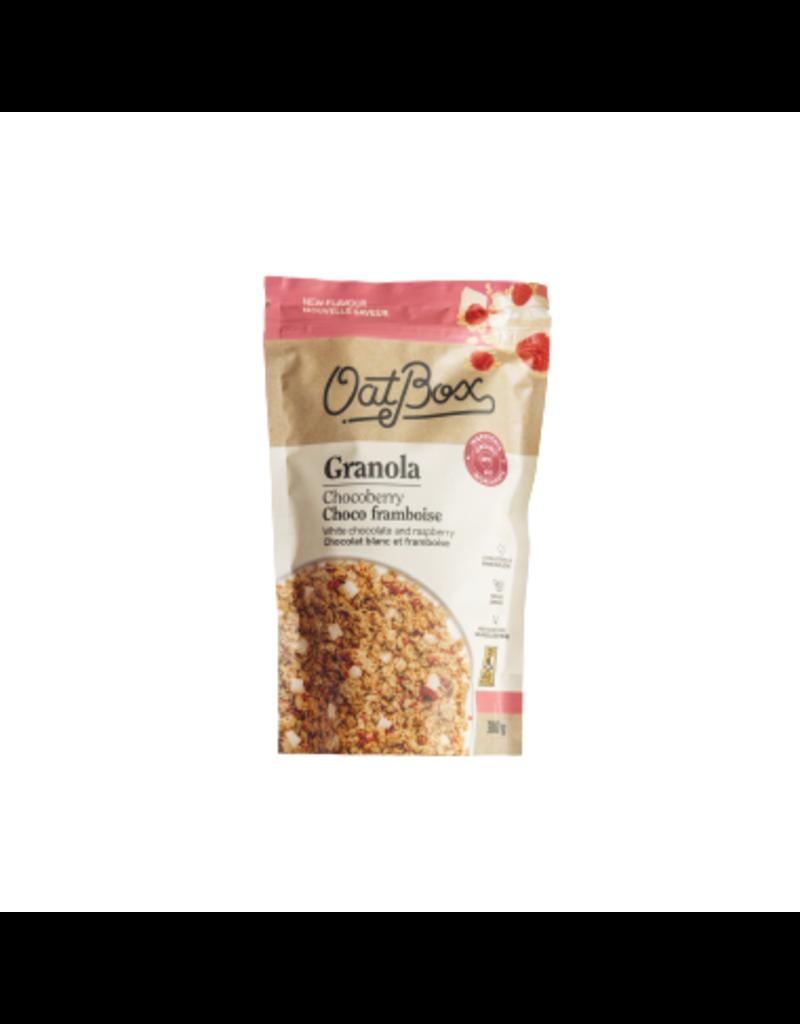 OatBox OatBox Chocoberry Granola 300g