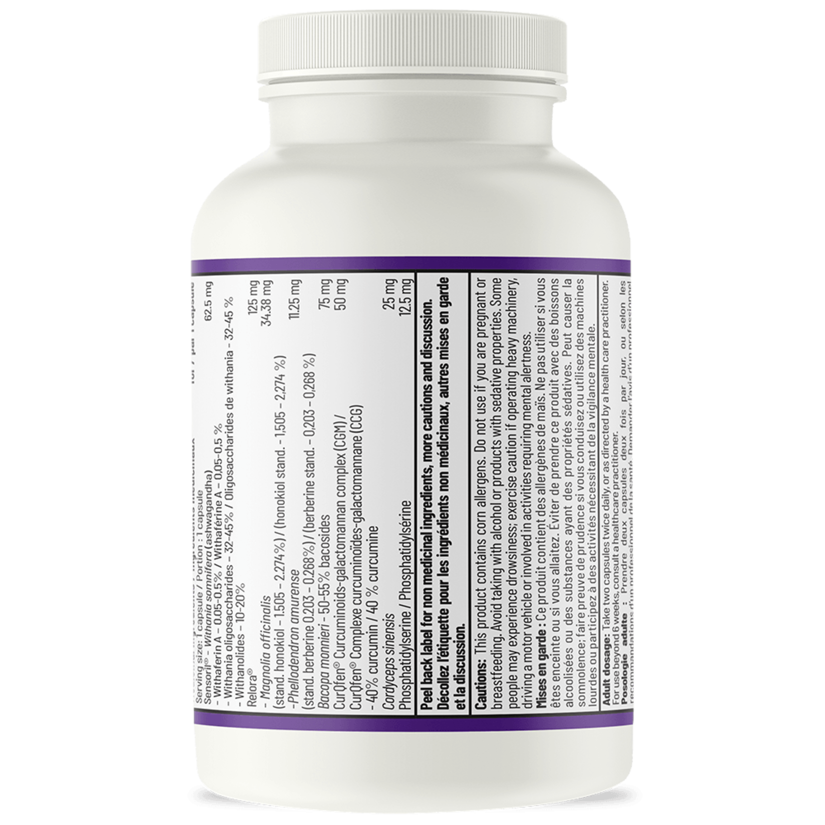 AOR Cortisol Adapt 60 caps