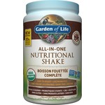 Garden Of Life All-in-One Nutritional Shake - Chocolate 1017g