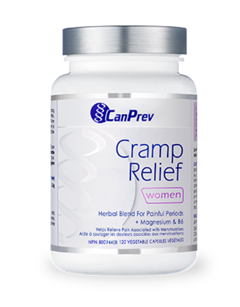 Can Prev Cramp Relief for Women 120 caps