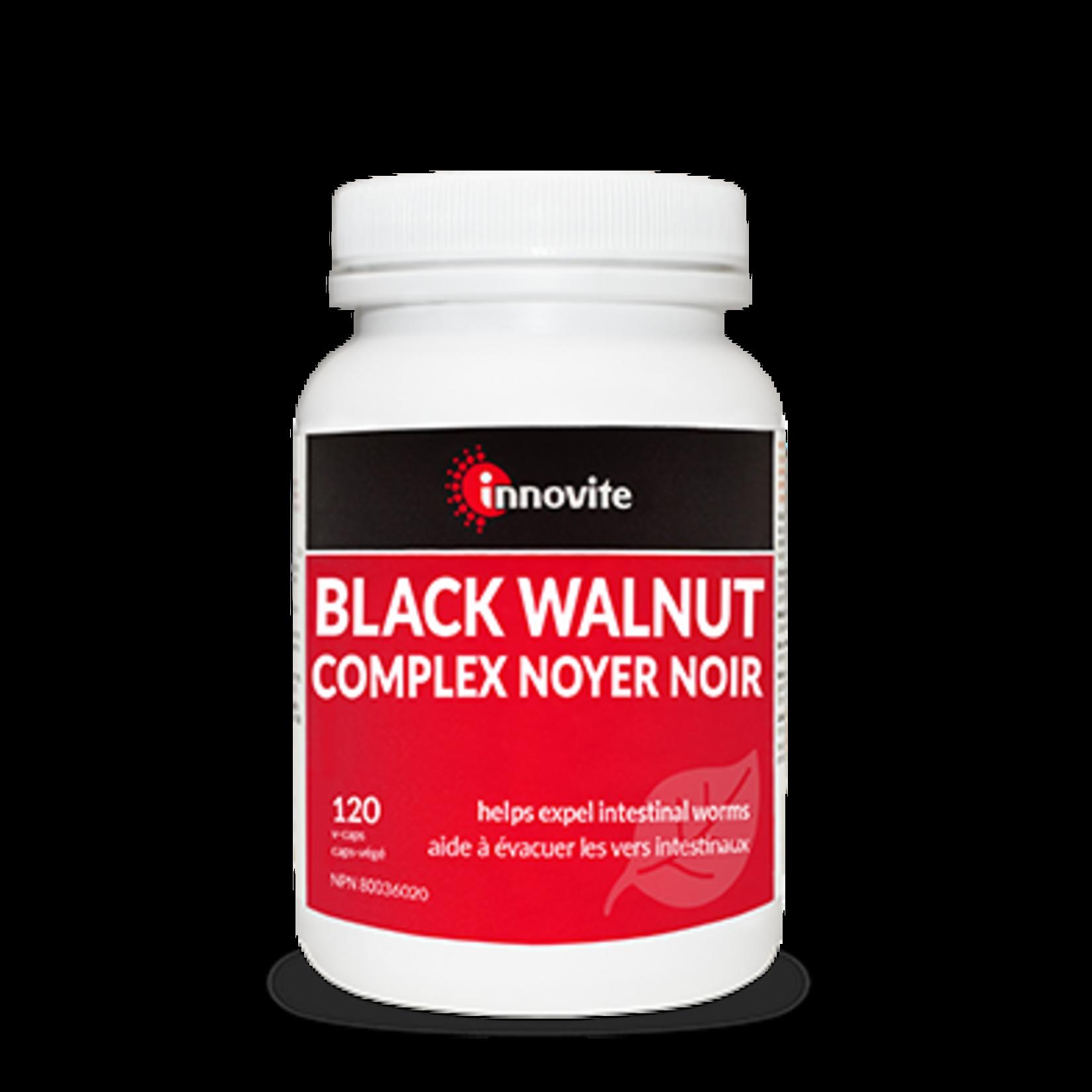 Innovite Black Walnut Complex 120 caps