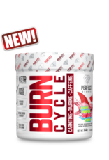 Perfect Sport Burn Cycle Intense Swedish Sharks Candy 36 servings