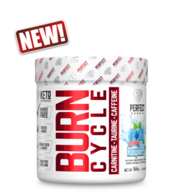 Perfect Sport Burn Cycle Intense Blue Raspberry 36 servings