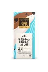 Endangered Species Milk Chocolate 48% 85g