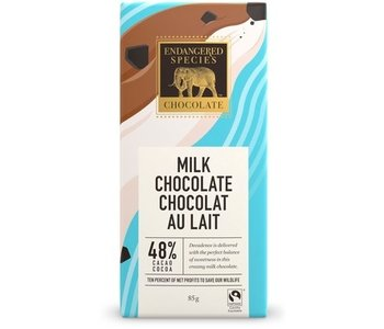 Milk Chocolate 48% 85g