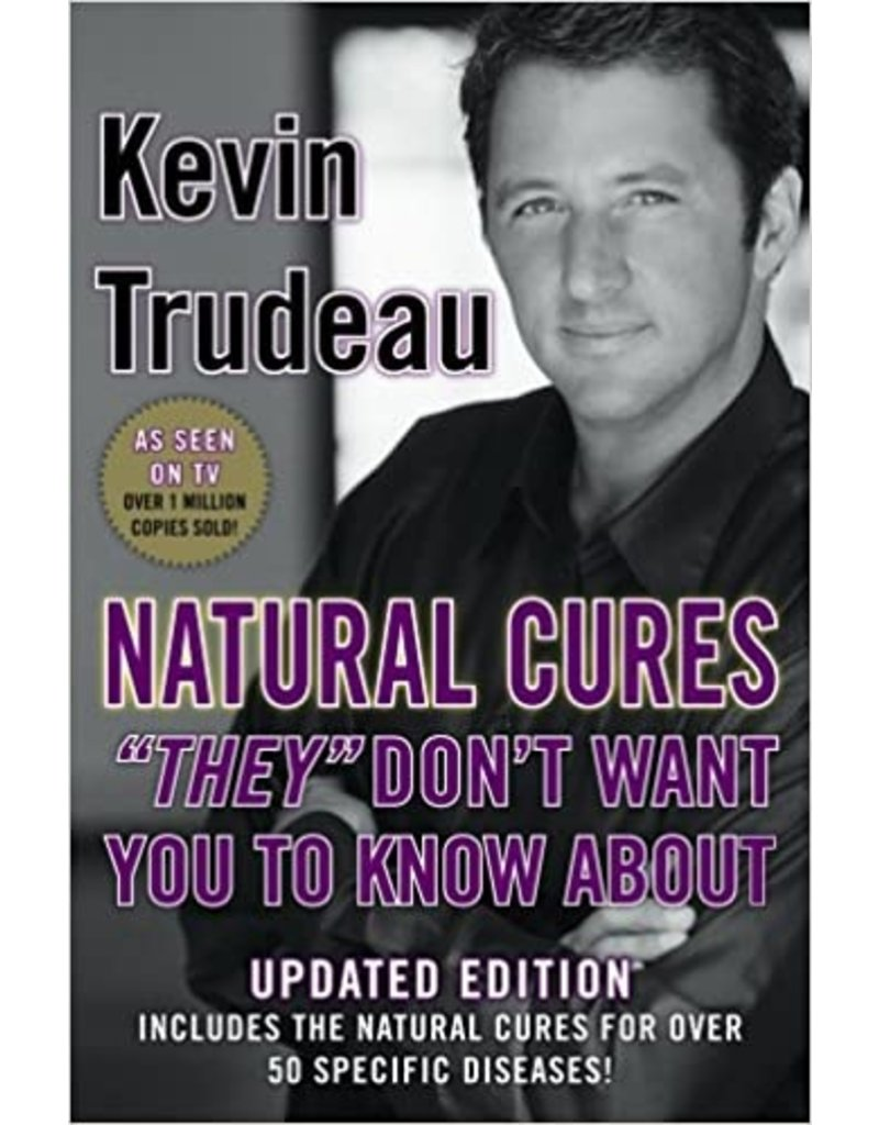 "Natural Cures: ""They"" Don't Want You To Know About"