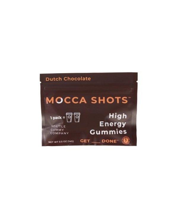 Mocca Shots Energy Gummies- Dutch Chocolate