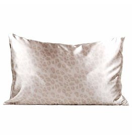 Kitsch The Satin Pillowcase Standard- Leopard